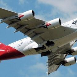 Пазл онлайн: Boeing A380