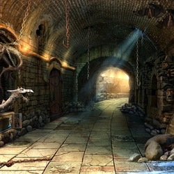 Пазл онлайн: Подземелье