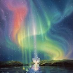 Пазл онлайн: Ночное волшебство
