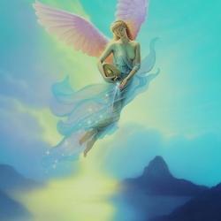 Пазл онлайн: Фея снов
