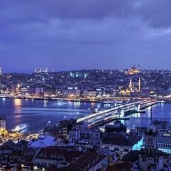 Пазл онлайн: Стамбул