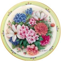 Пазл онлайн: Цветы Японии