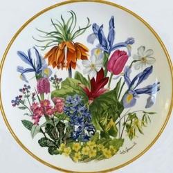 Пазл онлайн: Цветы апреля
