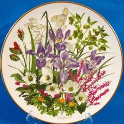 Пазл онлайн: Цветы января