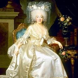 Пазл онлайн: Мария-Жозефина-Луиза Савойская