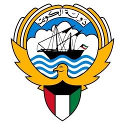 Пазл онлайн: Герб Кувейта