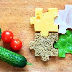 Пазл онлайн: Завтрак пазломана