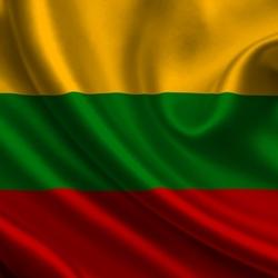 Пазл онлайн: Флаг Литвы