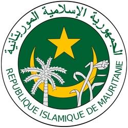 Пазл онлайн: Герб Мавритании