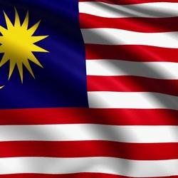Пазл онлайн: Флаг Малайзии