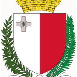 Пазл онлайн: Герб Мальты