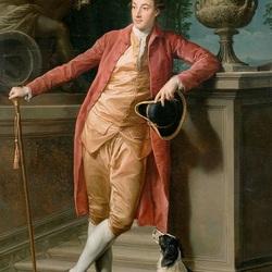 Пазл онлайн: Портрет Джона, первого графа Тэлбота