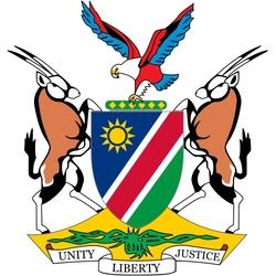 Пазл онлайн: Герб Намибии
