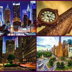 Пазл онлайн: Манхэттен
