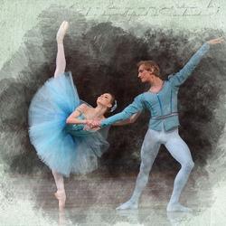 Пазл онлайн: Классика балета