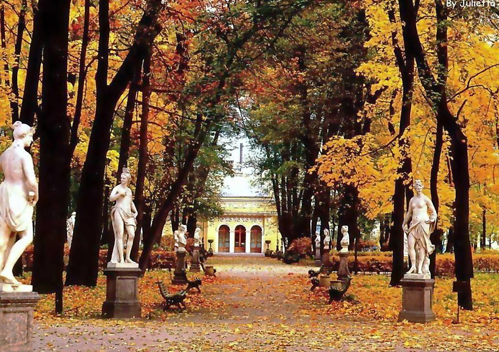 наименования летний сад осень фото бижутерии ювелирных изделий