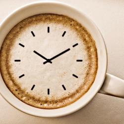 Пазл онлайн: Время пить кофе