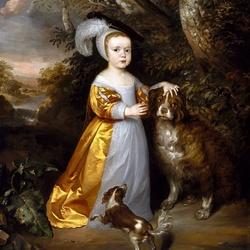 Пазл онлайн: Эсме Стюарт, наследник герцога Ричмонда и Леннокса