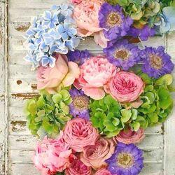 Пазл онлайн: Летние цветы