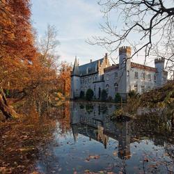 Пазл онлайн: Замок Стапелен