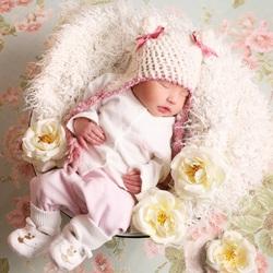 Пазл онлайн: Младенческий сон