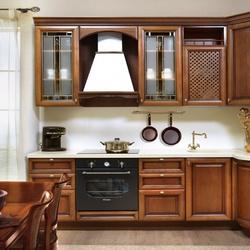 Пазл онлайн: Кухонька