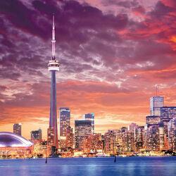 Пазл онлайн: Торонто