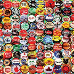 Пазл онлайн: Коллекция любителя пива