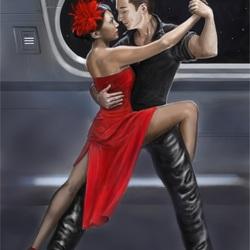 Пазл онлайн: Танго в космосе