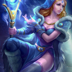 Пазл онлайн: Волшебница