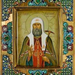 Пазл онлайн: Святой Патриарх Тихон