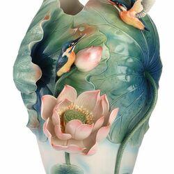 Пазл онлайн: Необычная ваза