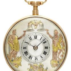 Пазл онлайн: Антикварные часы