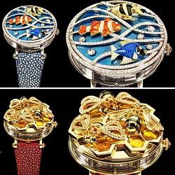 Пазл онлайн: Ювелирные часы