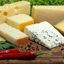 Пазл онлайн: Сыр
