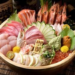 Пазл онлайн: Лакомство из морепродуктов