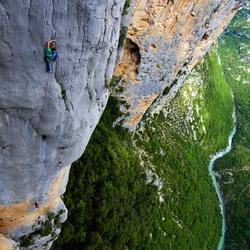 Пазл онлайн: Альпинист