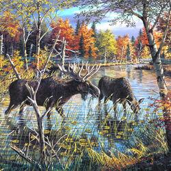 Пазл онлайн: Национальный парк