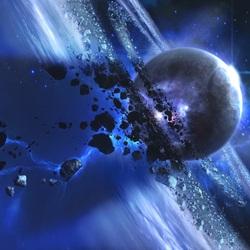 Пазл онлайн: Метеорит