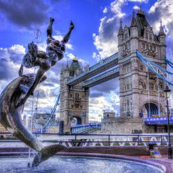 Пазл онлайн: Англия