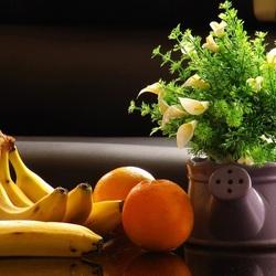 Пазл онлайн: Бананы