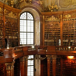 Пазл онлайн: Австрийская национальная библиотека