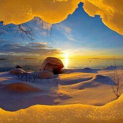 Пазл онлайн: Восход