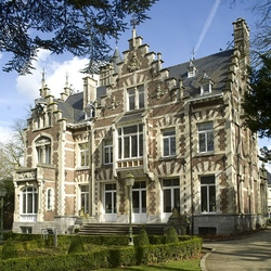 Пазл онлайн: Замок Liedts. Бельгия