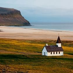 Пазл онлайн: Исландия