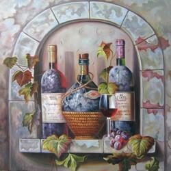 Пазл онлайн: Старое вино