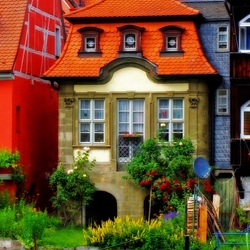 Пазл онлайн: Бамберг