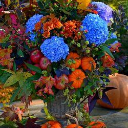 Пазл онлайн: Осеннее изобилие