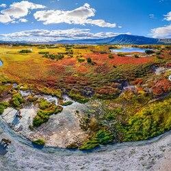 Пазл онлайн: Природа Камчатки