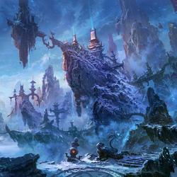 Пазл онлайн: Древний порт